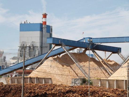 Imagen de Planta de Biomasa Nueva Aldea Fase 2