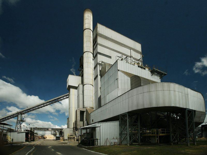 Biomass Power Plant in Chile