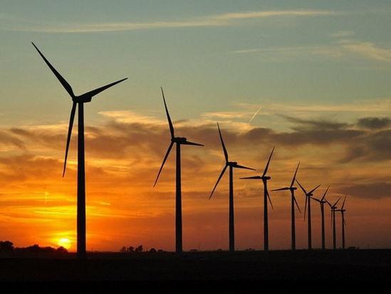 Imagen de Proyecto de energía eólica conectado a la red eléctrica de Tamilnadu, India