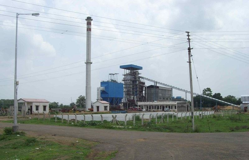 Picture of 10 MW Biomass Based Renewable Energy Generation for the Grid at Saradambika Power Plant Private Limited at Chandrapur District, Maharashtra