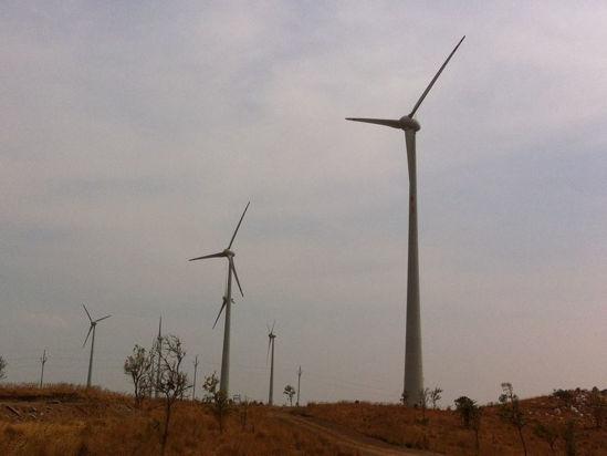 Imagen de Proyecto de energía eólica en Rajasthan y Tamil Nadu