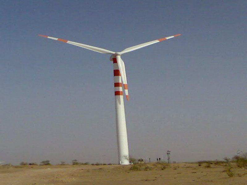 Image de Projet d'énergie éolienne groupée par Gangamai Industries and Construction Limited
