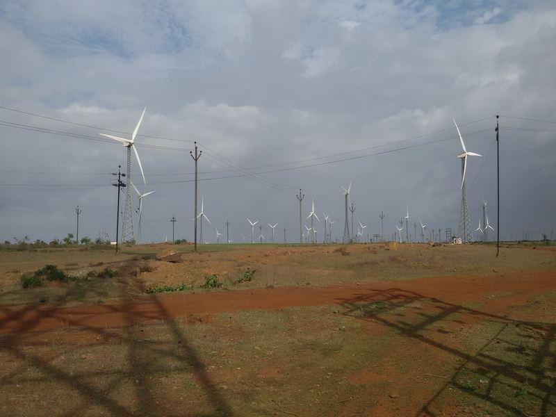 Imagen de Proyecto de energía eólica de 15 MW conectado a la red, impulsado por MMTC en Karnataka