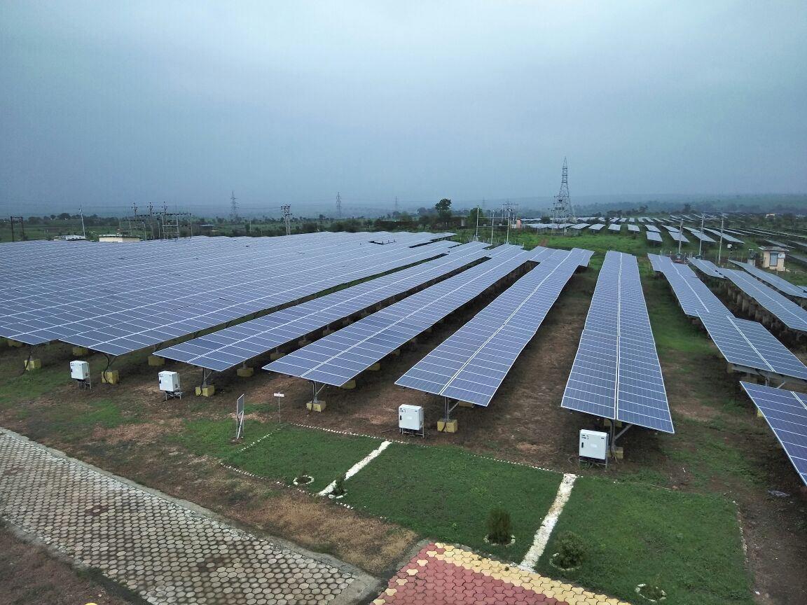 Imagen de Proyecto de Energía Solar de EKI Energy Services Limited