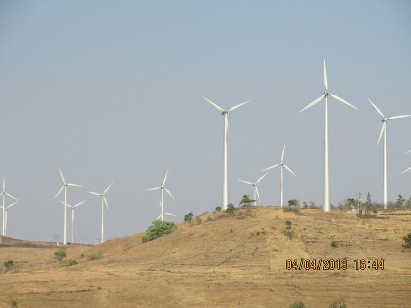 Image de Production d'énergie éolienne par Shree Naman Developers Ltd.