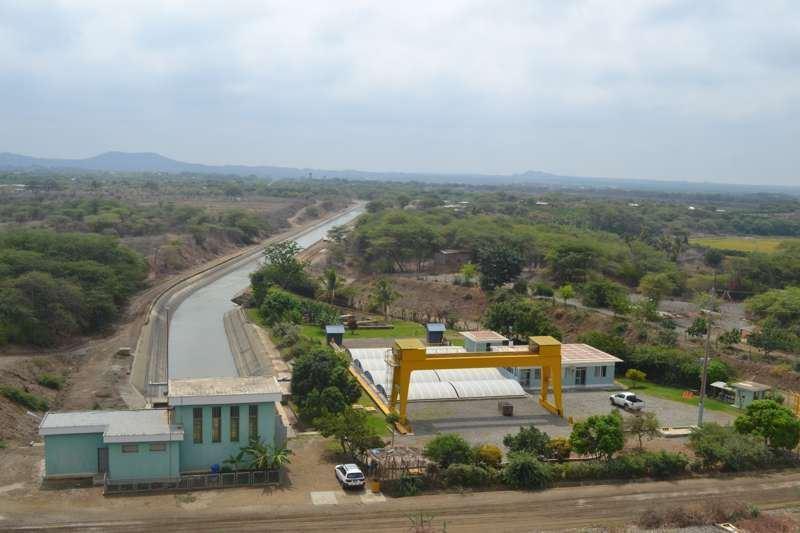 Image de Projet de centrale hydroélectrique Poechos II