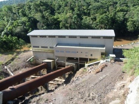 Picture of SHPs Tambaú, das Pedras and Rio do Sapo CDM Project (JUN1132), Brazil