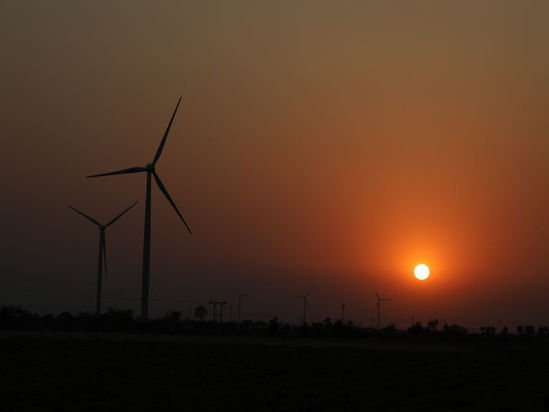 Picture of MRMPL Wind Power Project