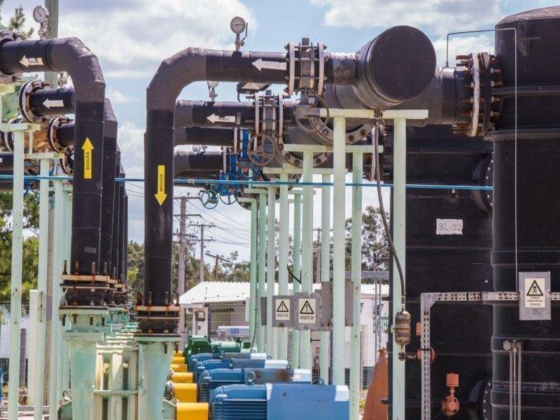 Image de Projet de gaz d'enfouissement Centre de déchets récréatifs (CRRLGP)