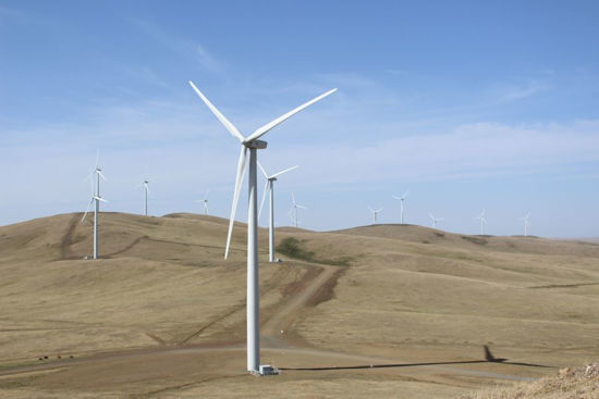 Picture of Salkhit Wind Farm