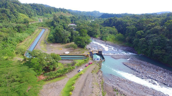 Picture of El General Hydroelectric Project