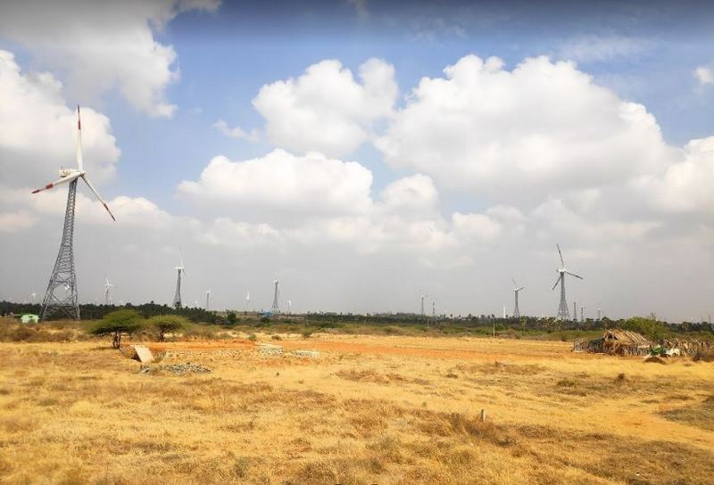 Image de Production d'électricité à partir d'une éolienne de 2,50 MW dans le district de Tirunelveli, Tamilnadu, Inde par M/s. Woodbriar Estate Ltd.