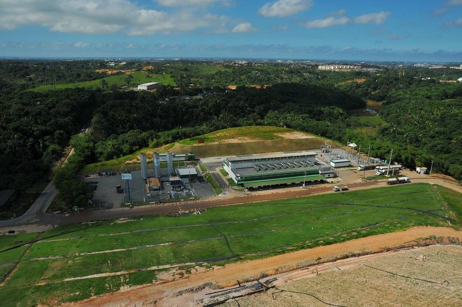 Imagen de Proyecto Gestión de Gases de Vertedero de Salvador de Bahía