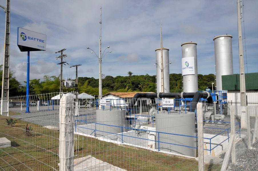 Image de Projet de gestion des gaz de décharge de Salvador da Bahia