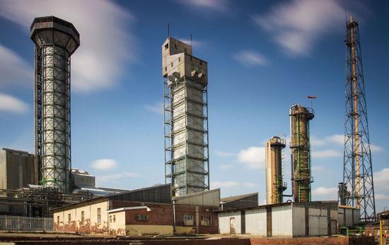 """Image de Projet de réduction catalytique des émissions de N2O à l'aide d'un catalyseur secondaire dans le réacteur d'ammoniac de l'usine d'acide nitrique no 9 d'African Explosives Ltd ("""" AEL """"), Afrique du Sud"""