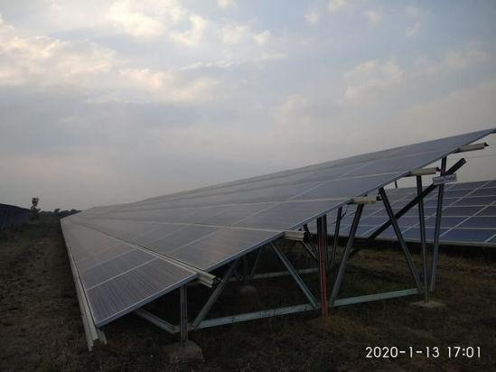 Image de Projet d'énergie solaire de 5 MW par le groupe Baba