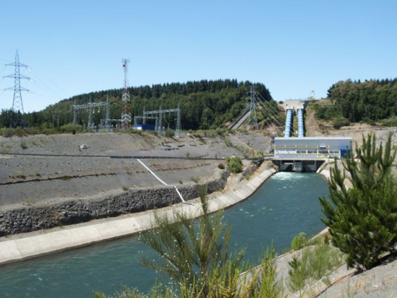 Picture of Chile: Quilleco Hydroelectric Project