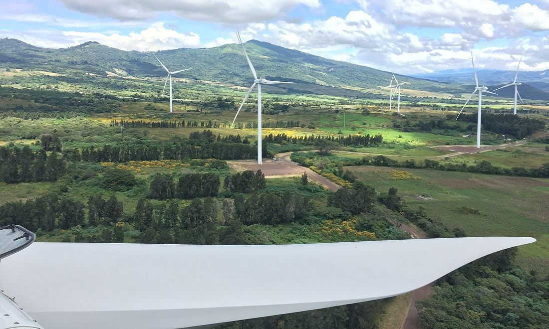 Picture of San Antonio El Sitio Wind Power Project