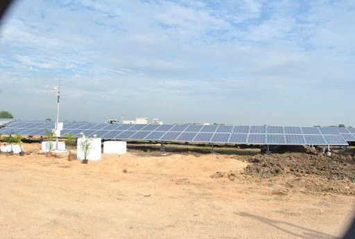 Picture of 6 MW Solar Power Project by Arhyama Solar Power