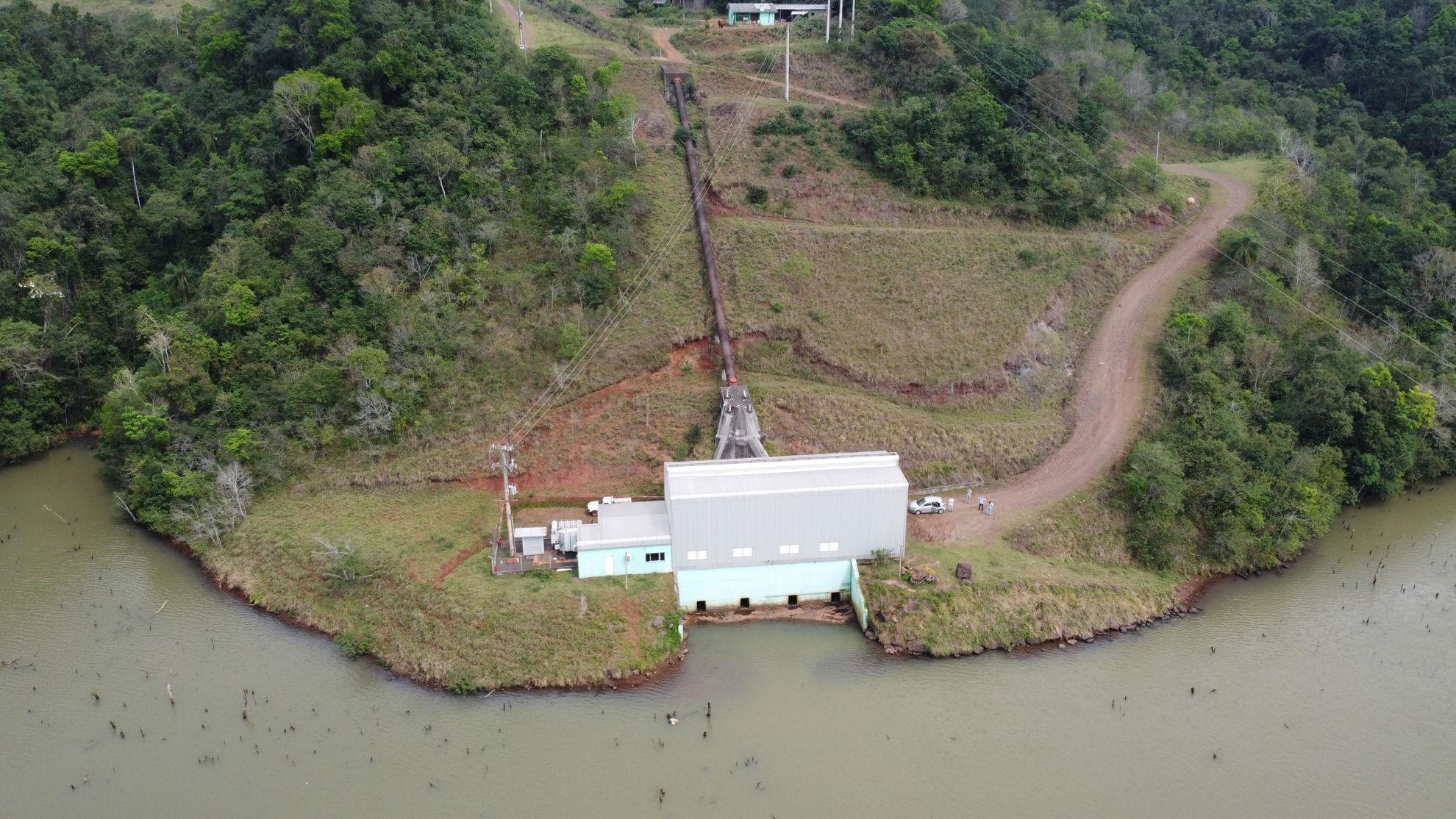 Image de Projet MDP des PSM Albano Machado et Rio dos Índios (JUN1115)