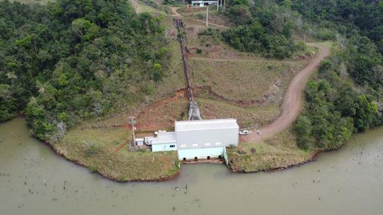 Picture of SHPs Albano Machado and Rio dos Índios CDM Project (JUN1115)