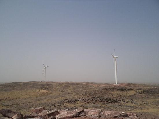 Image de Pprojet d'énergie éolienne d'Ushdev International Limited dans le Tamil Nadu