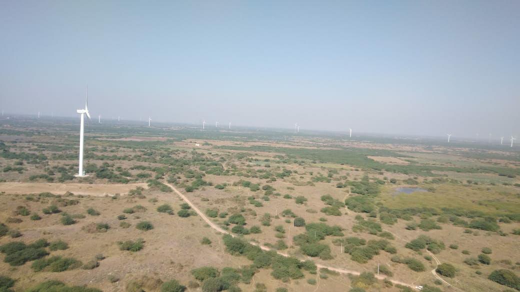 Image de Projet d'énergie éolienne RKLPL (EKIESL-CDM.September -11-01)
