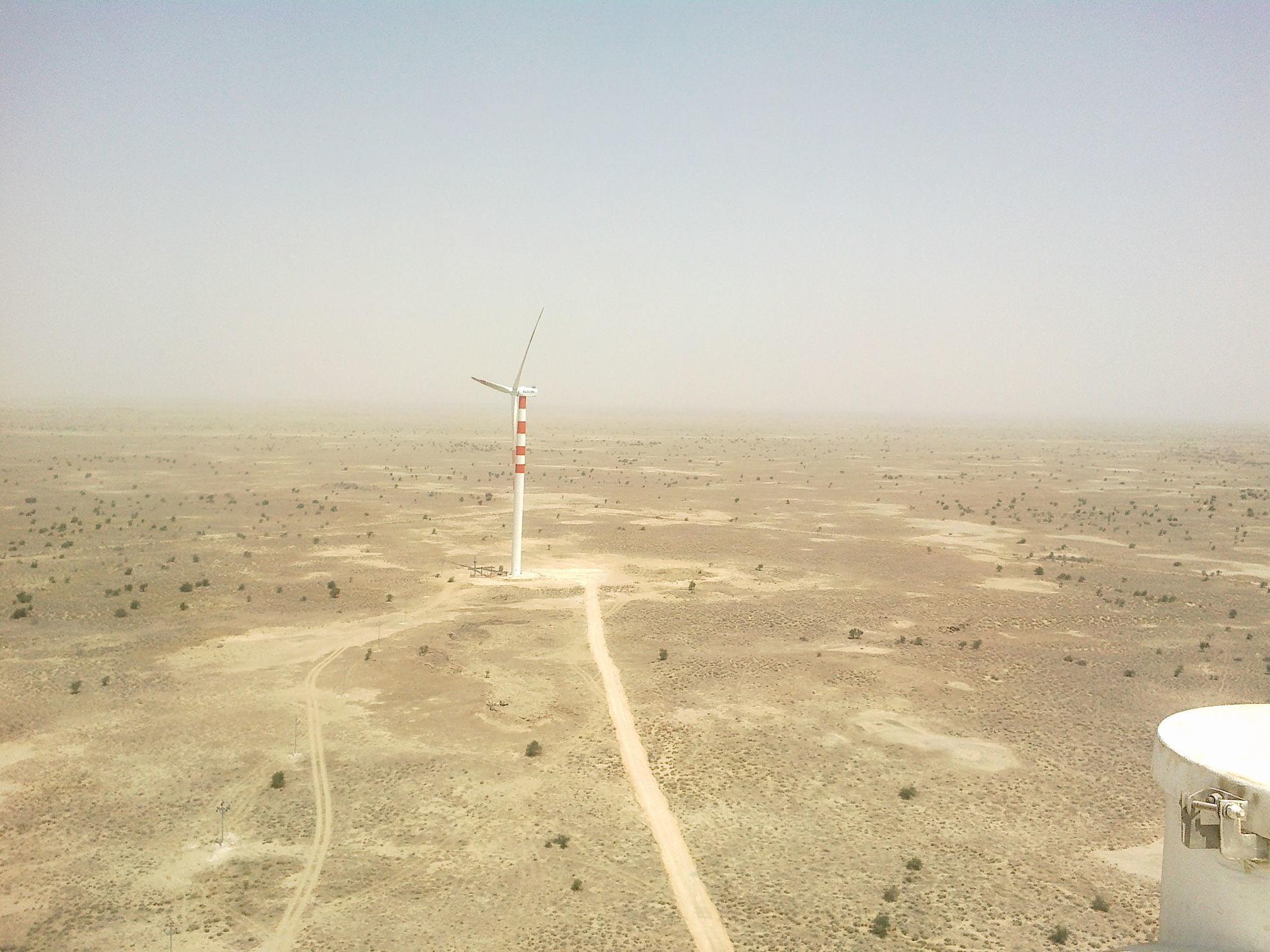 Imagen de Proyecto de energía eólica de Tirupati Microtech Pvt. Ltd. (EKI-CDM.junio-11-02)