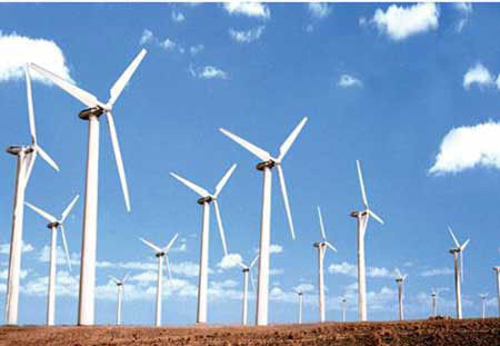 Imagen de Helanshan Phase V 40.5MW Wind-farm Project