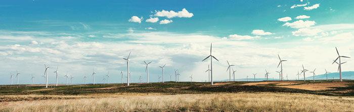 Image de Ningxia Helanshan Wind-farm Project, Ningxia Autonomous Region, China