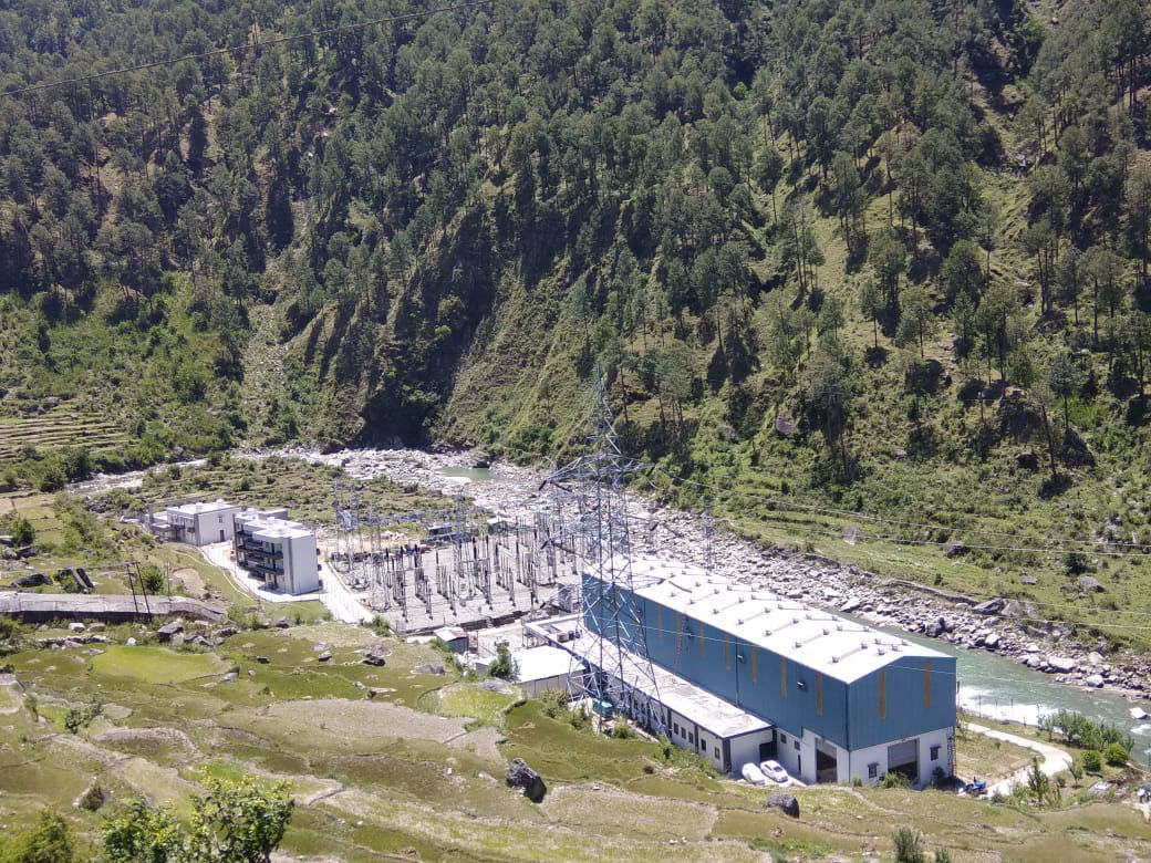 Image de 24 MW Bhilangana - III Hydro Power Project