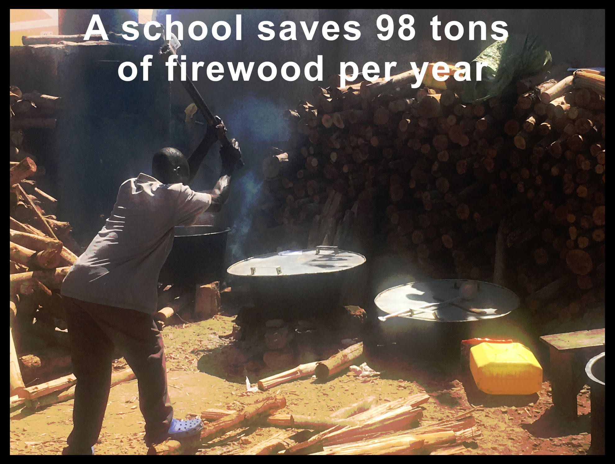 Cook Stoves for Schools